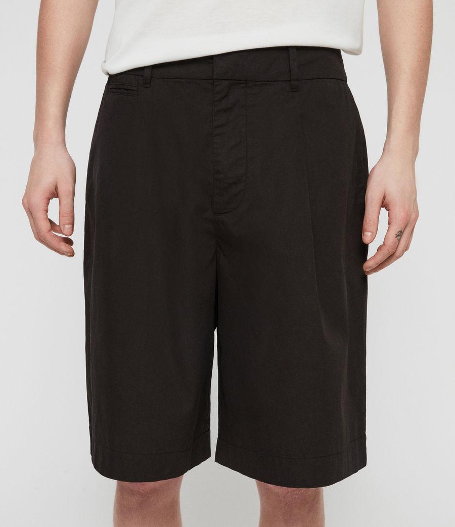 Men's Dawson Shorts (black) - Image 2