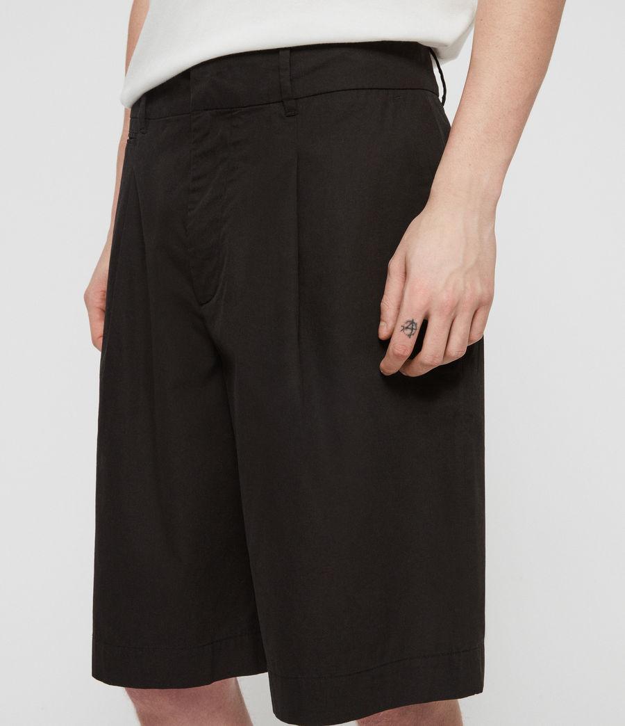 Mens Dawson Shorts (black) - Image 3
