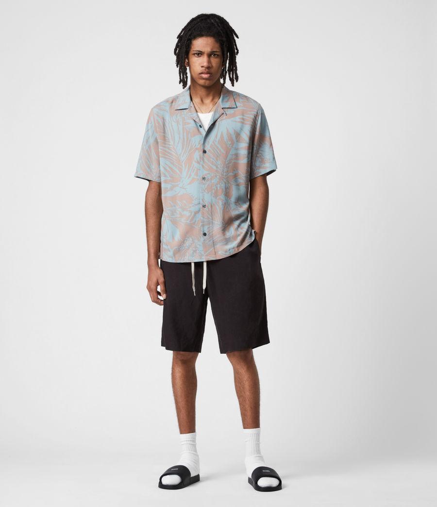Hommes Short Trista (washed_black) - Image 1