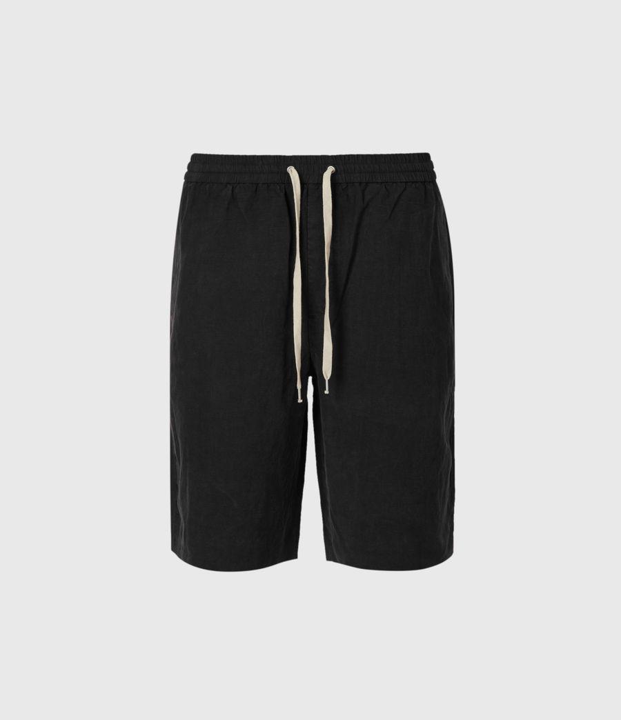 Hommes Short Trista (washed_black) - Image 2