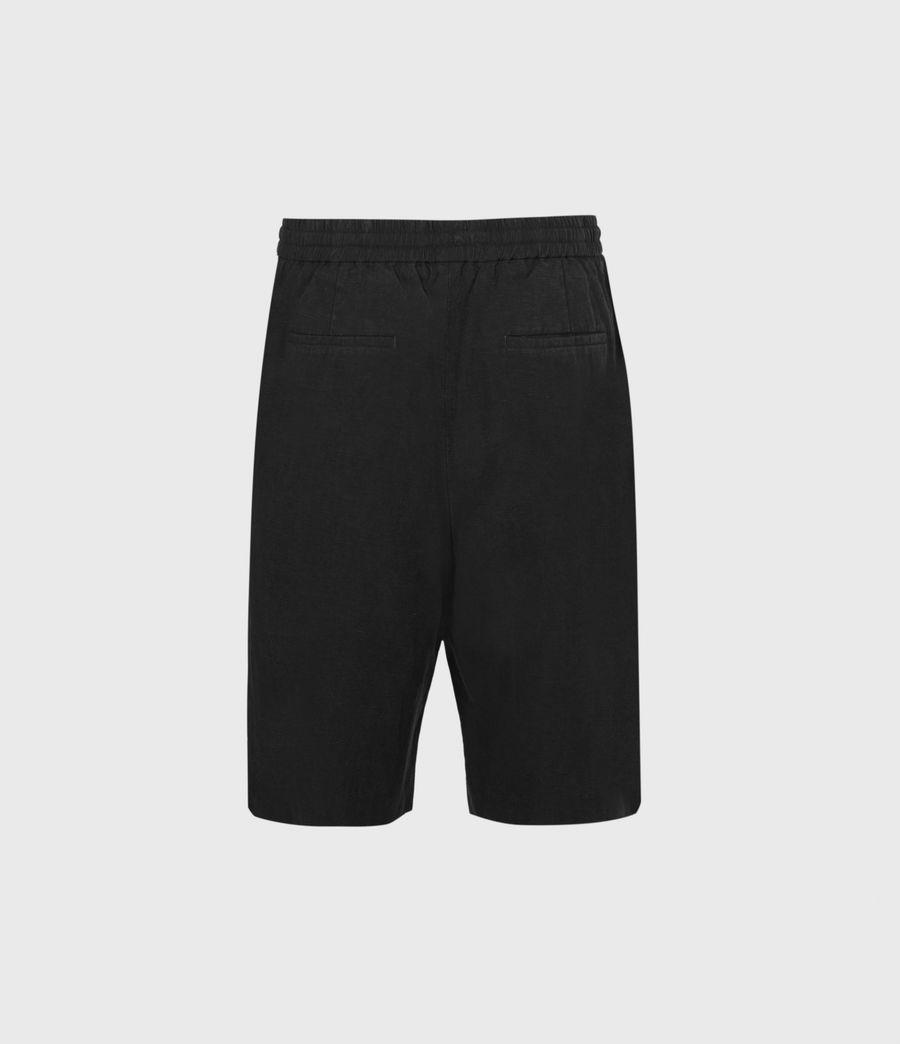 Hommes Short Trista (washed_black) - Image 3