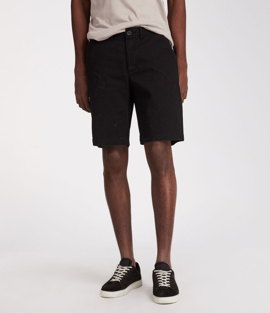Men's Bora Shorts (black) - Image 2