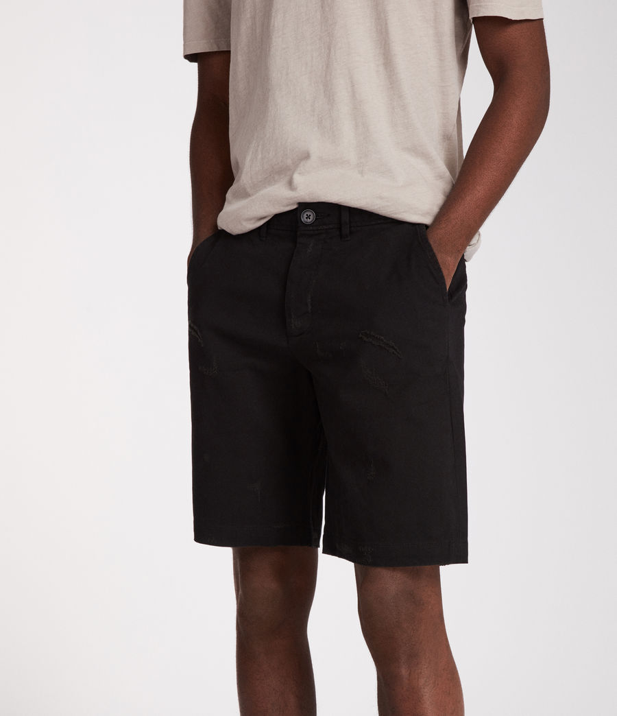 Men's Bora Shorts (black) - Image 3