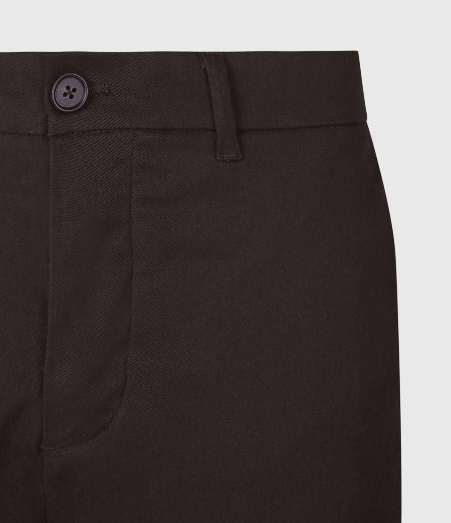 Mens Park Skinny Chinos (mahogany_brown) - Image 5