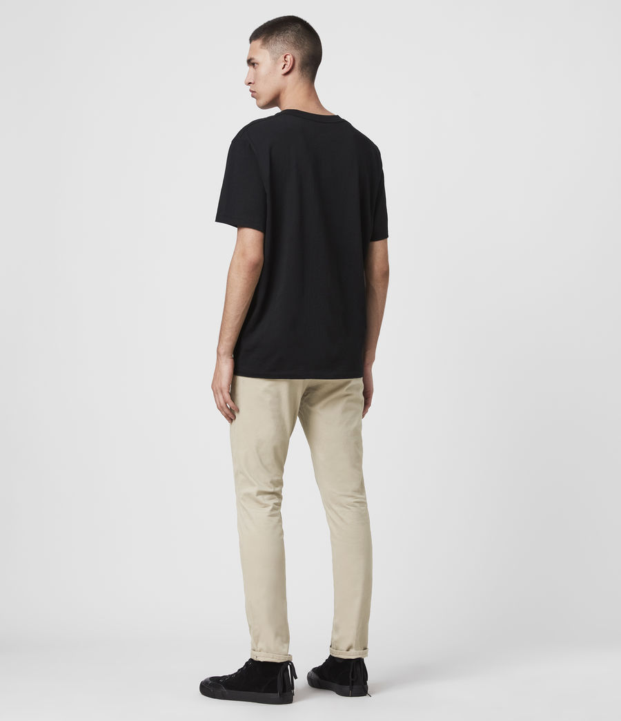 Hombre Park Skinny Chinos (reed_ecru) - Image 4