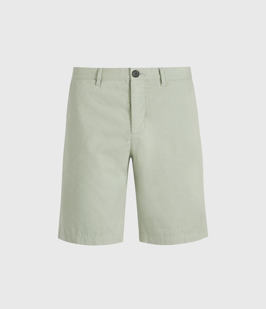 Men's Colbalt Chino Shorts (thyme_green) - Image 1