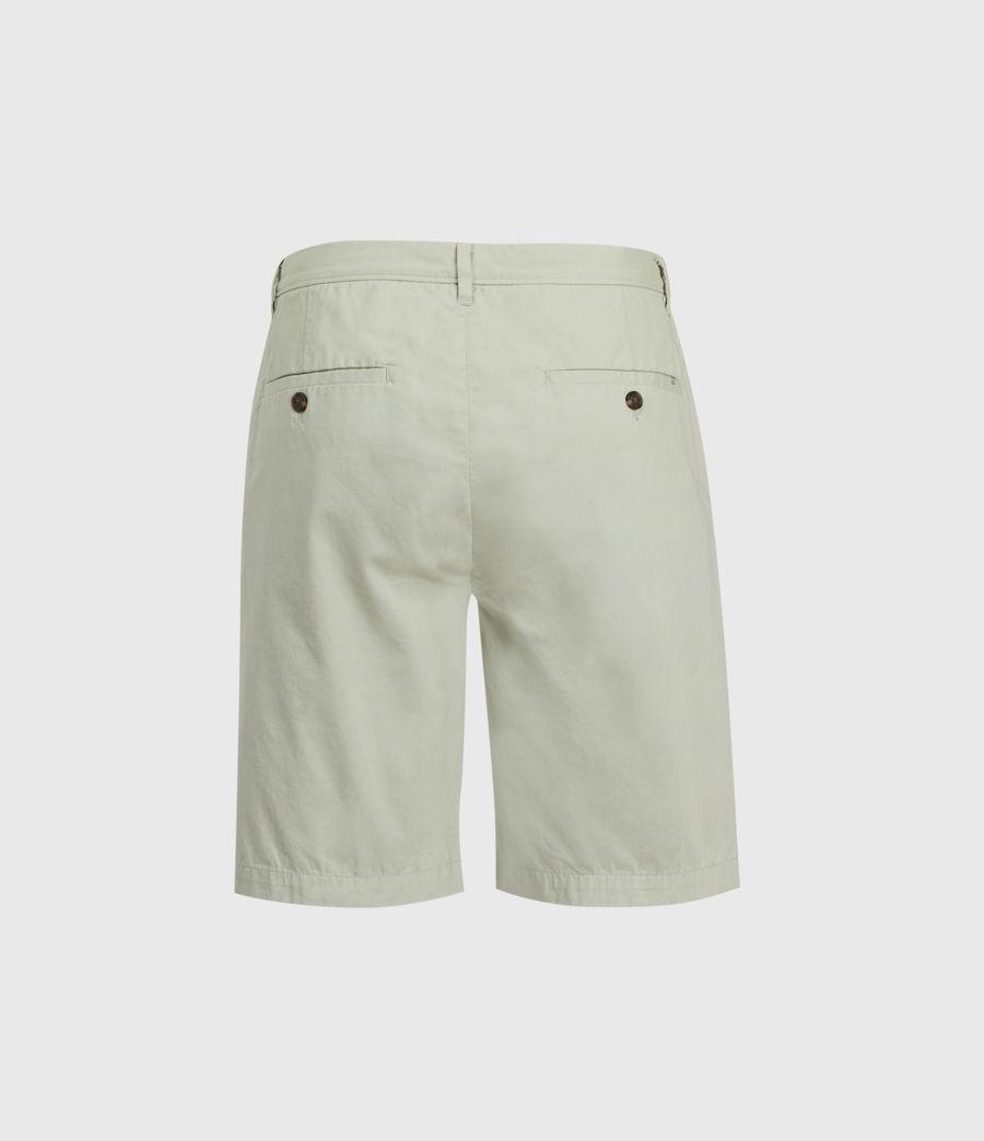 Men's Colbalt Chino Shorts (thyme_green) - Image 2