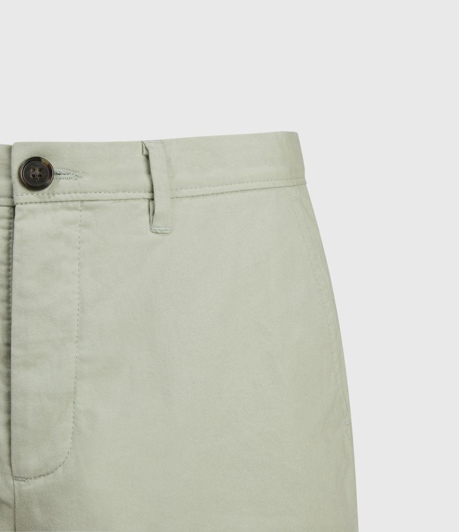 Men's Colbalt Chino Shorts (thyme_green) - Image 3
