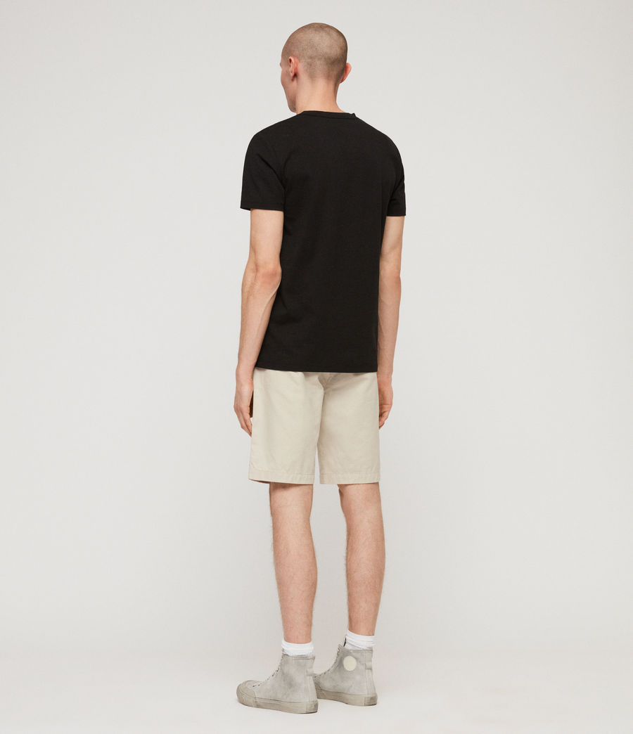 Men's Colbalt Chino Shorts (vintage_white) - Image 6