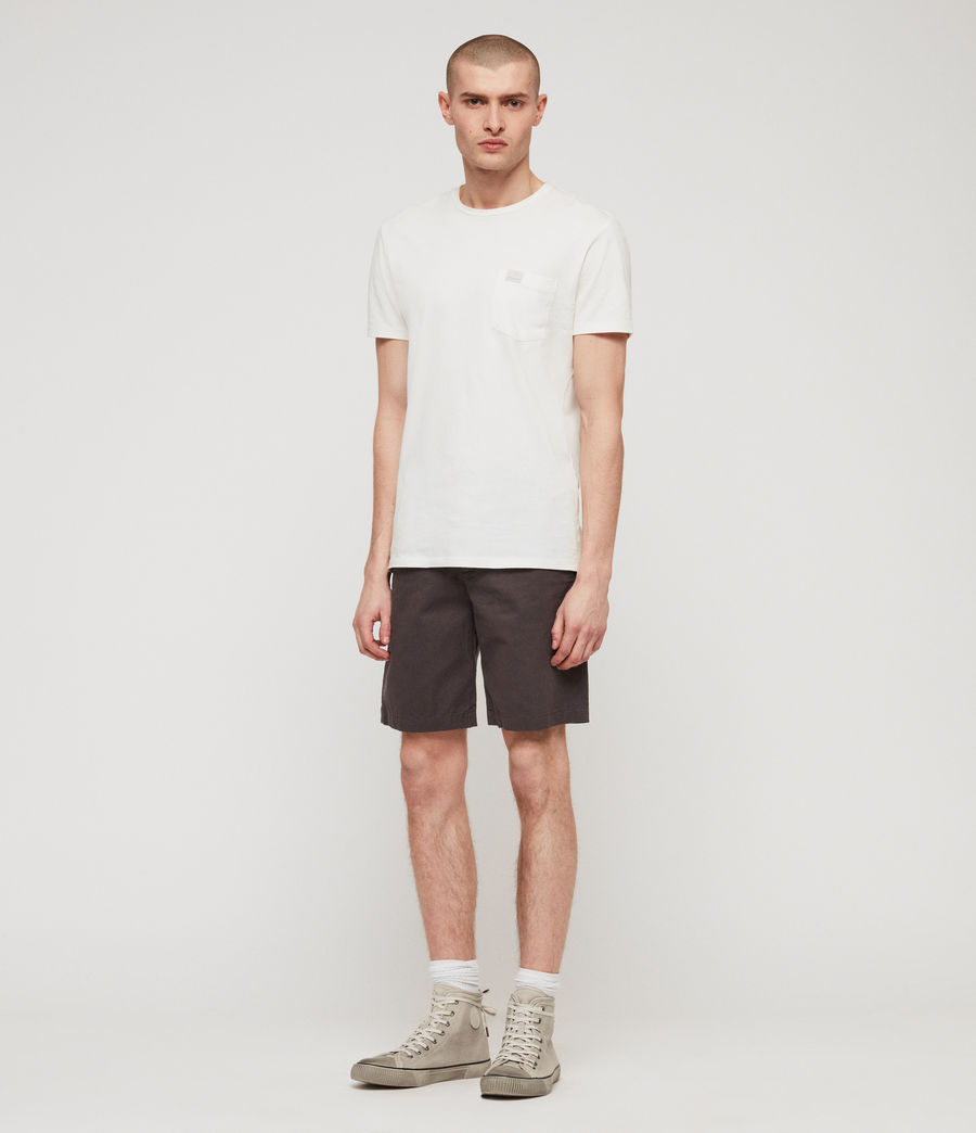 Mens Colbalt Chino Shorts (slate_grey) - Image 1