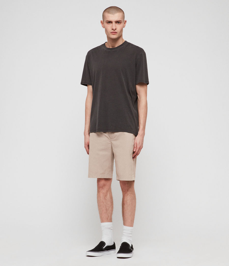 Hombres Colbalt Chino Shorts (light_sand) - Image 3