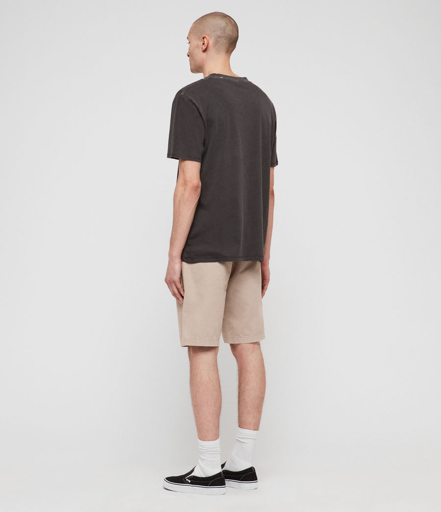 Hombres Colbalt Chino Shorts (light_sand) - Image 6