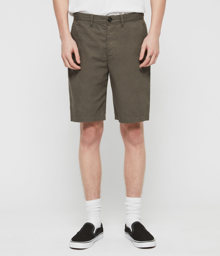Hommes Short Colbalt (dusty_khaki_green) - Image 1