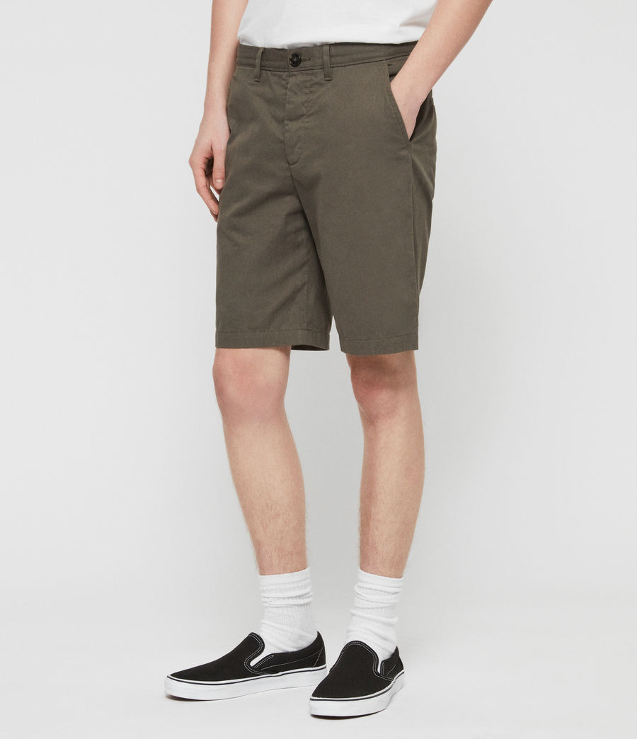 Hommes Short Colbalt (dusty_khaki_green) - Image 2
