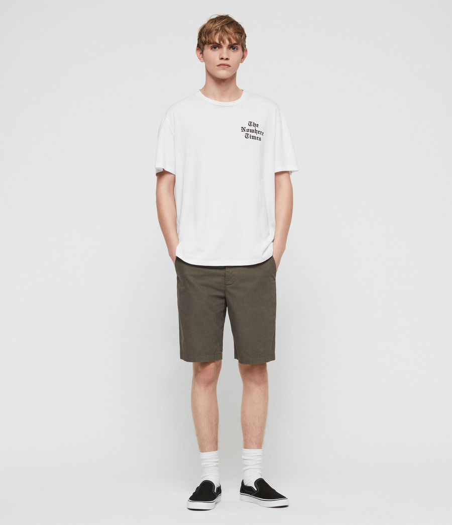 Hommes Short Colbalt (dusty_khaki_green) - Image 3
