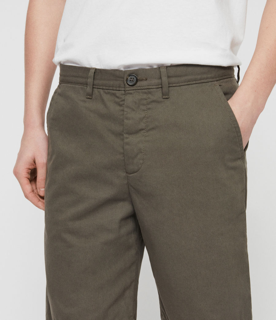 Hommes Short Colbalt (dusty_khaki_green) - Image 4