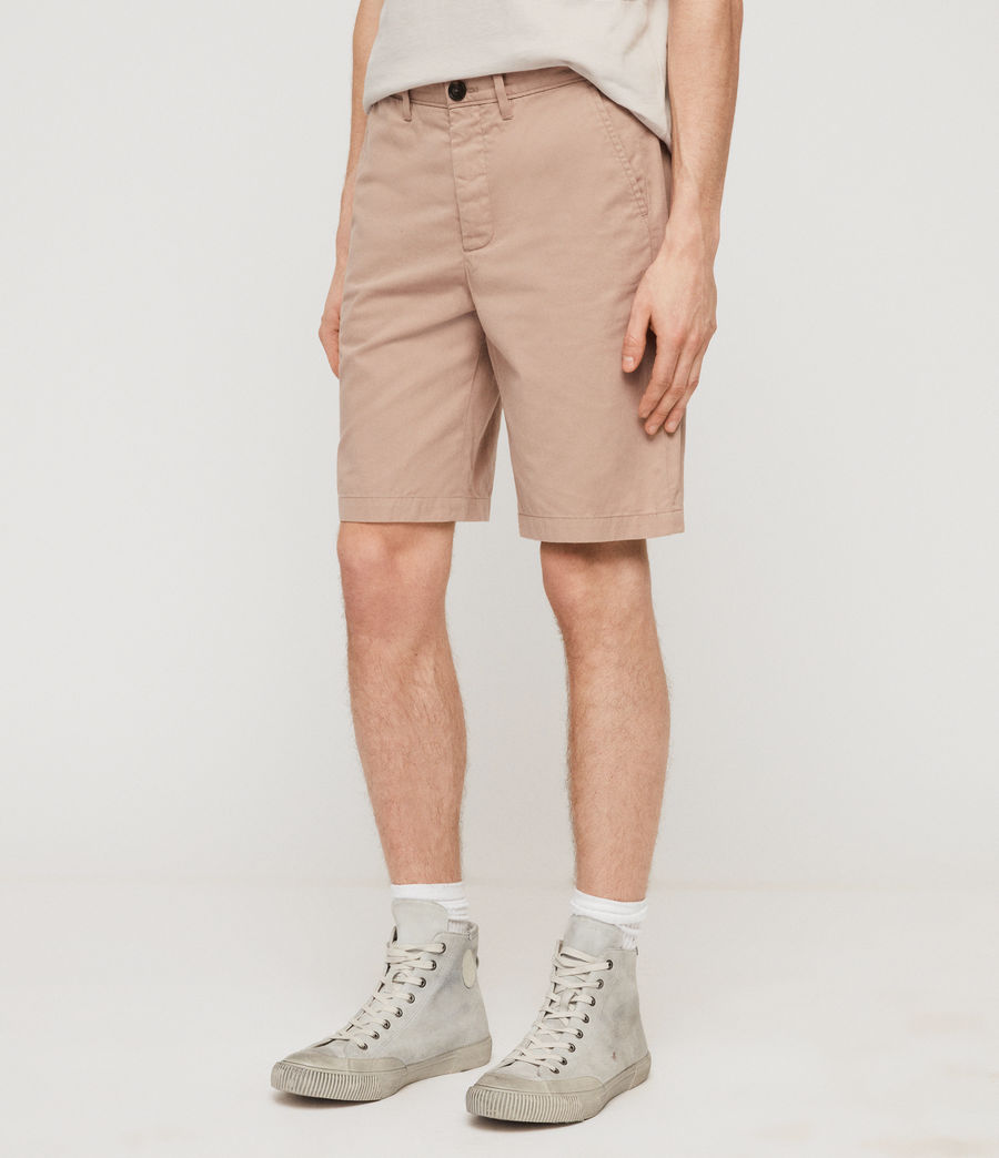 Men's Colbalt Chino Shorts (sand) - Image 2