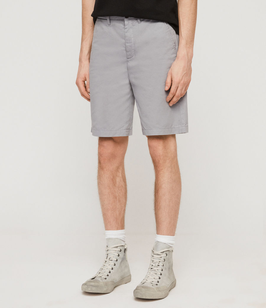 Herren Colbalt Chino Shorts (light_sand) - Image 2