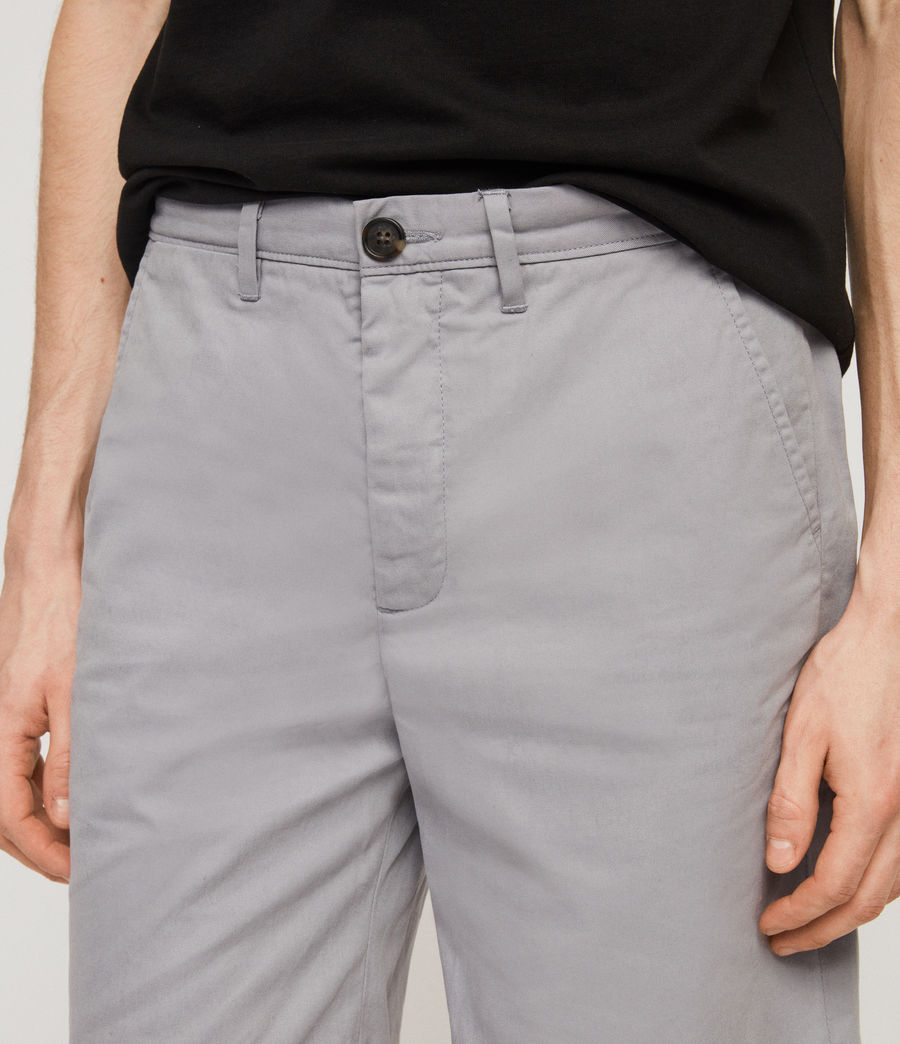 Herren Colbalt Chino Shorts (light_sand) - Image 4