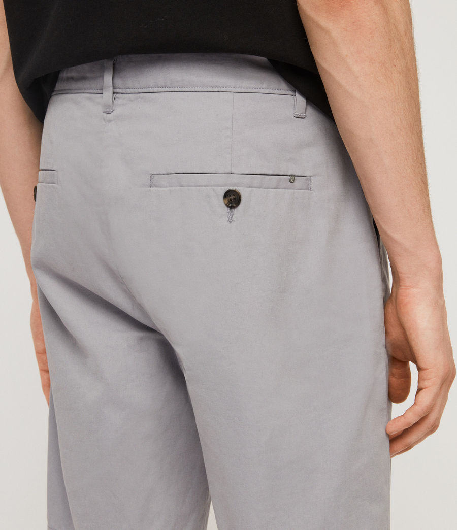 Herren Colbalt Chino Shorts (light_sand) - Image 5