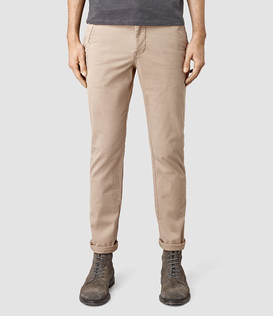 Mens Stove Lumen Chino (sand_brown) - Image 1