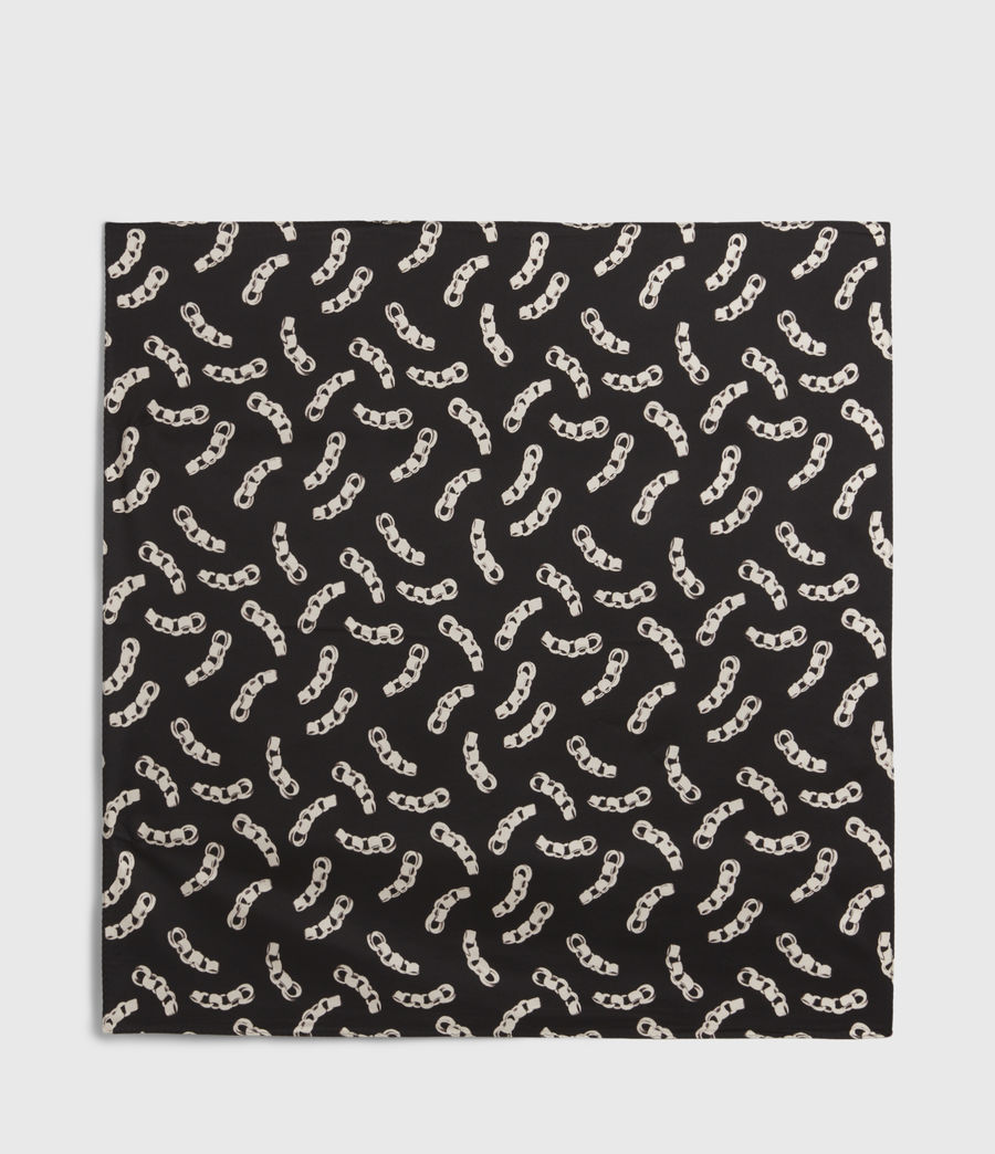 Men's Bonds Bandana (black) - Image 3
