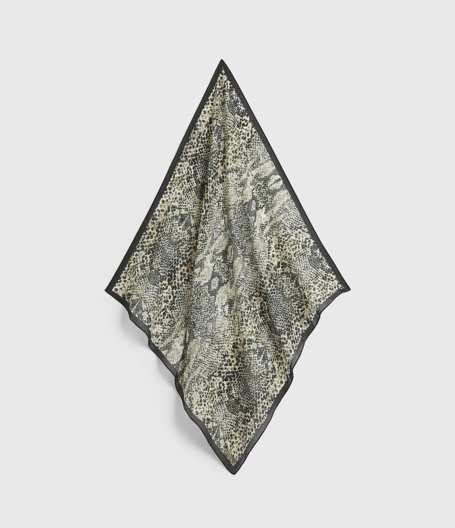 Hommes Reptilia Bandana (grey) - Image 2