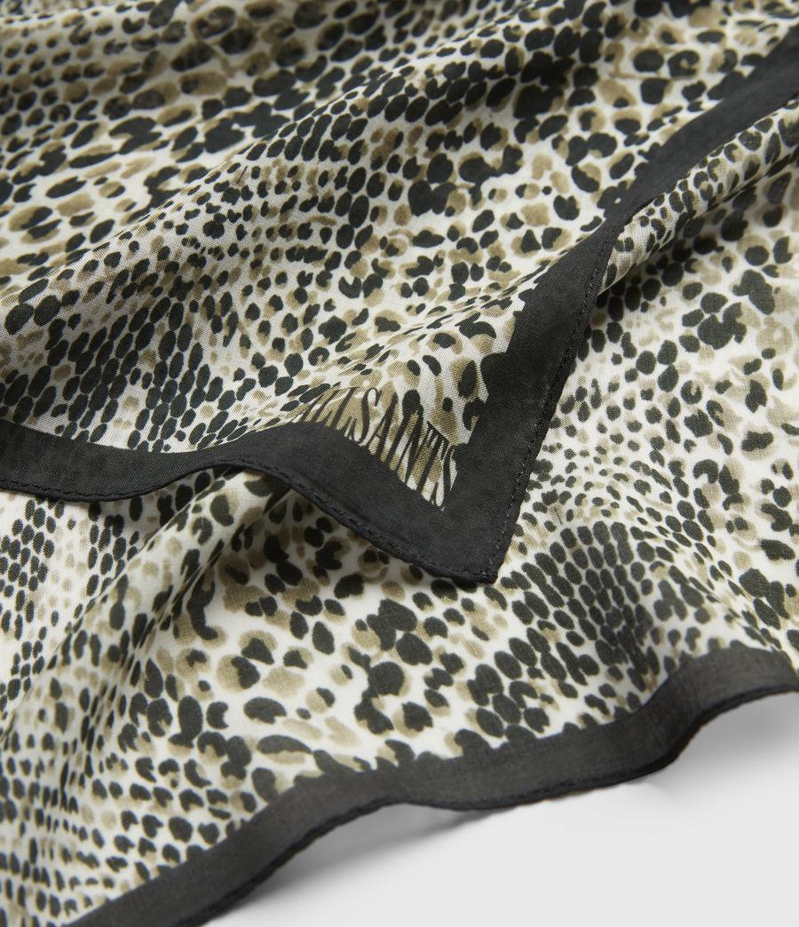 Hommes Reptilia Bandana (grey) - Image 5