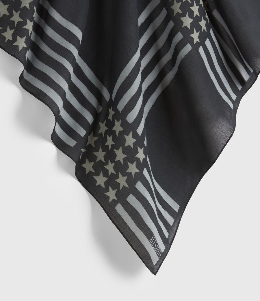 Men's Union Bandana (black) - Image 3