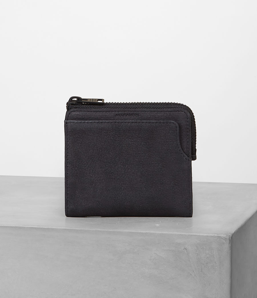 Hombre Cartera Cleat (washed_black) - Image 1