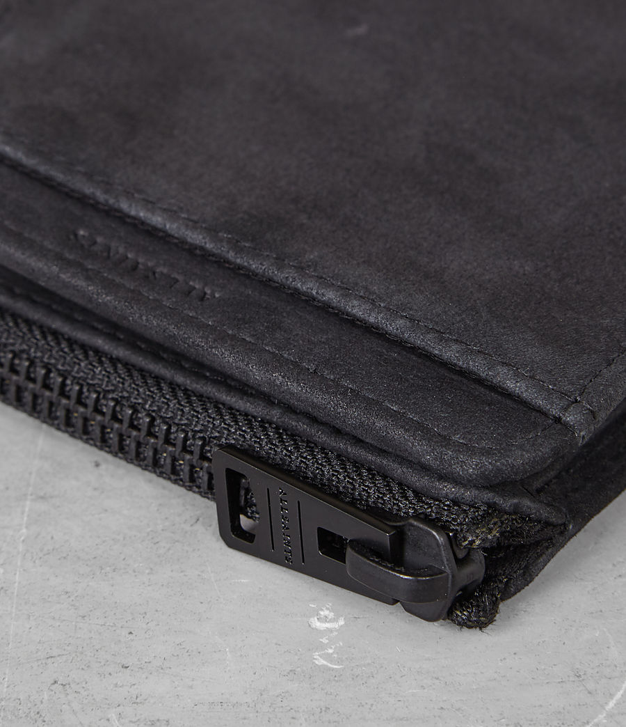 Hombre Cartera Cleat (washed_black) - Image 2