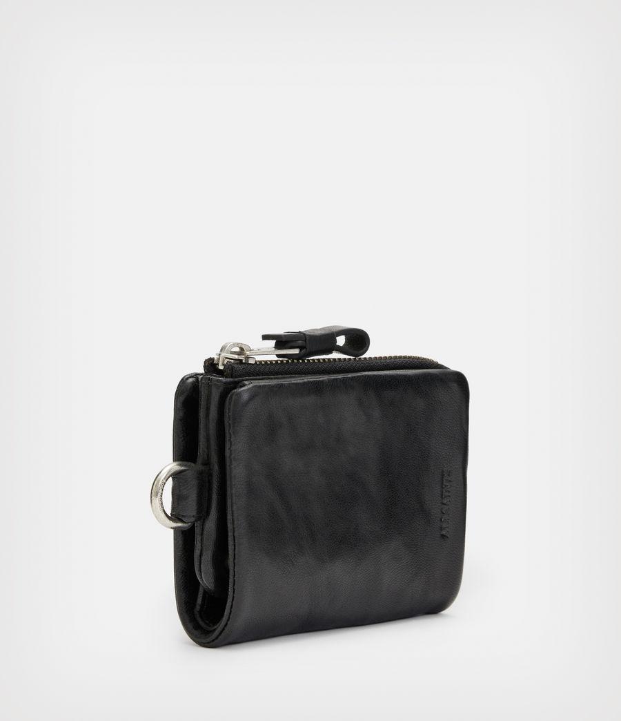 Men's Junction Leather Wallet (black) - Image 3