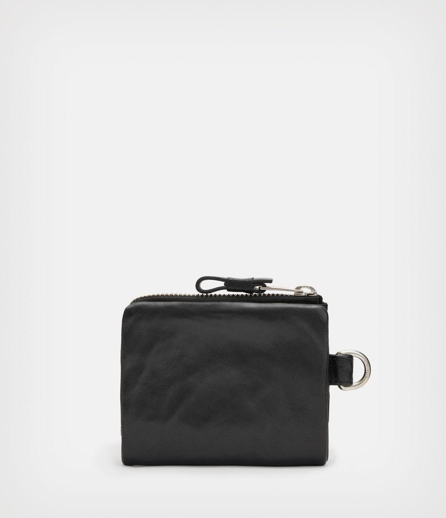 Men's Junction Leather Wallet (black) - Image 7
