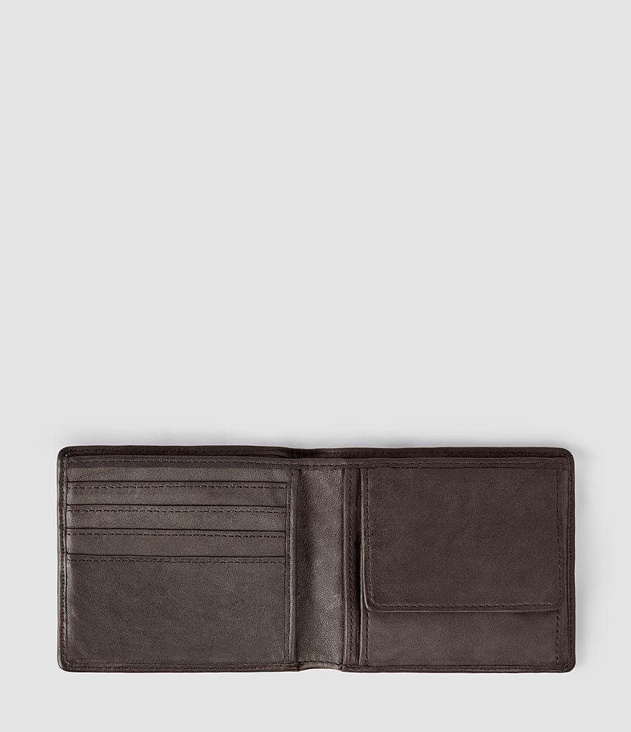 Mens Blyth Leather Wallet (bitter_brown) - Image 3