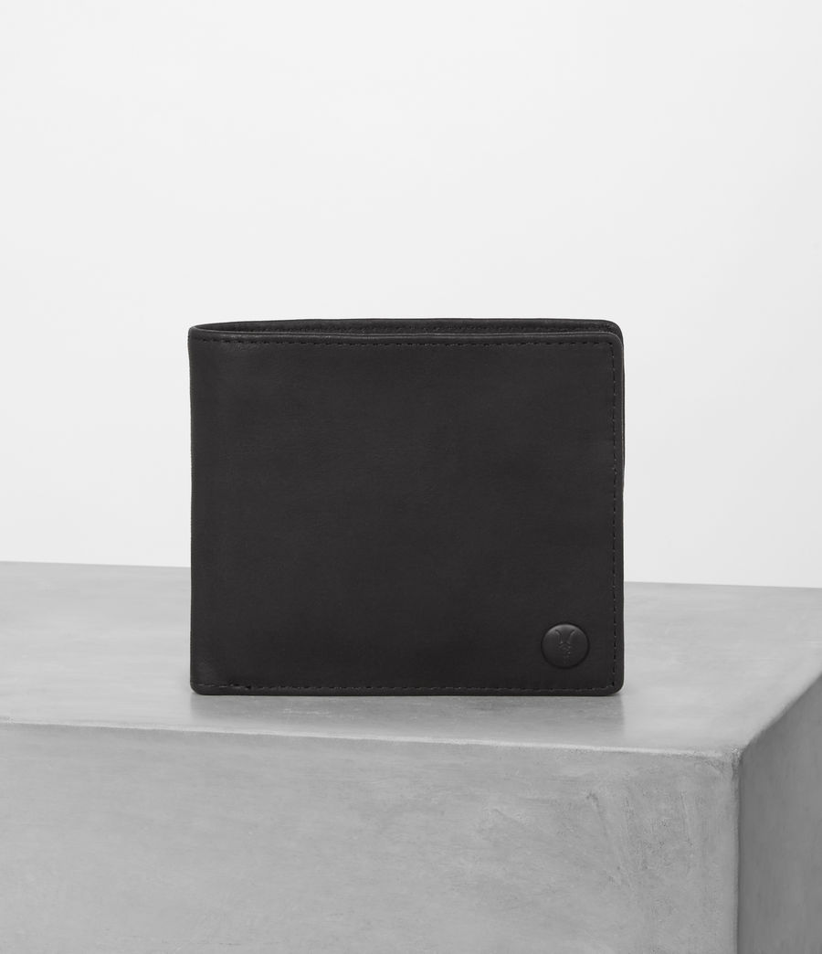 Men's Blyth Wallet (black) - Image 1