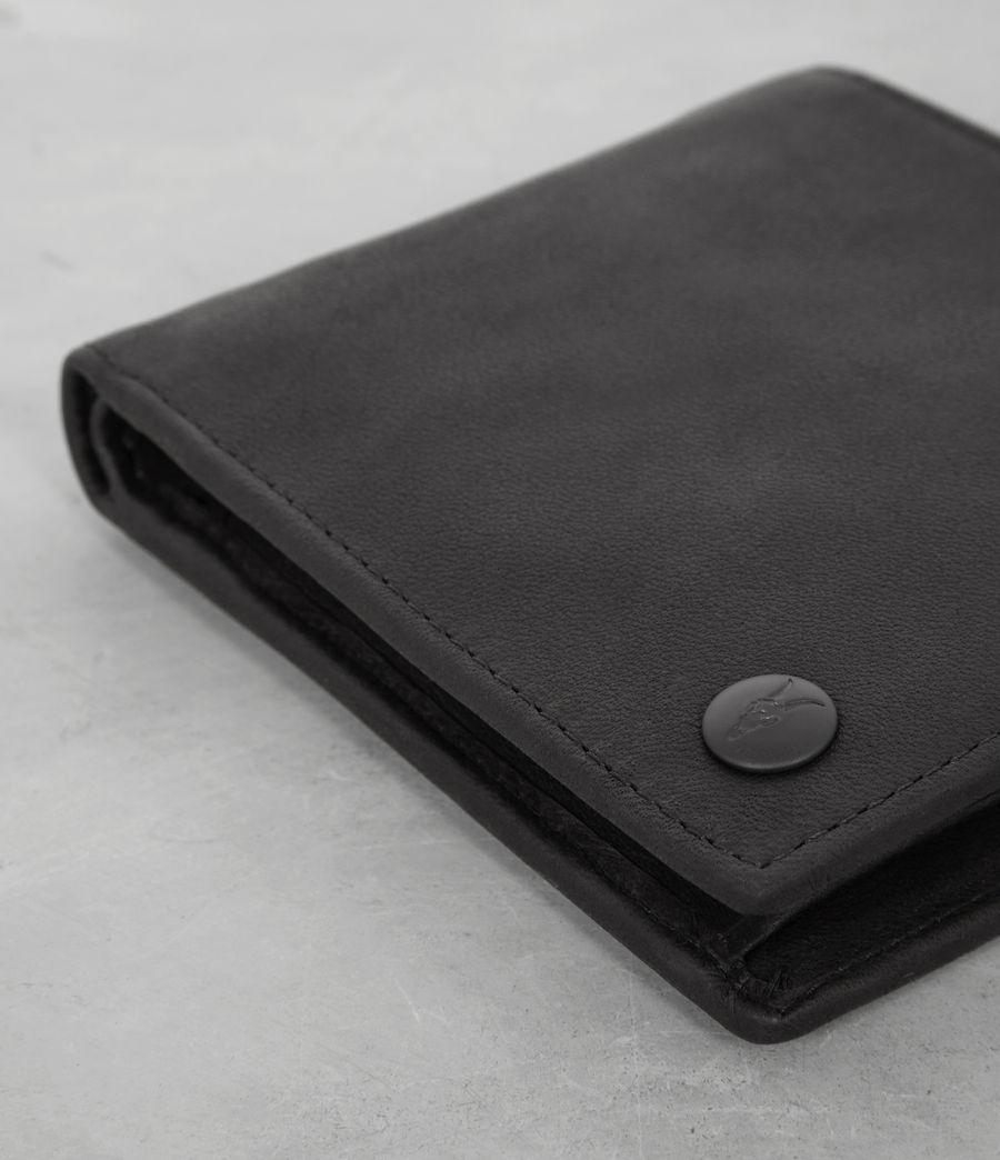 Men's Blyth Wallet (black) - Image 2