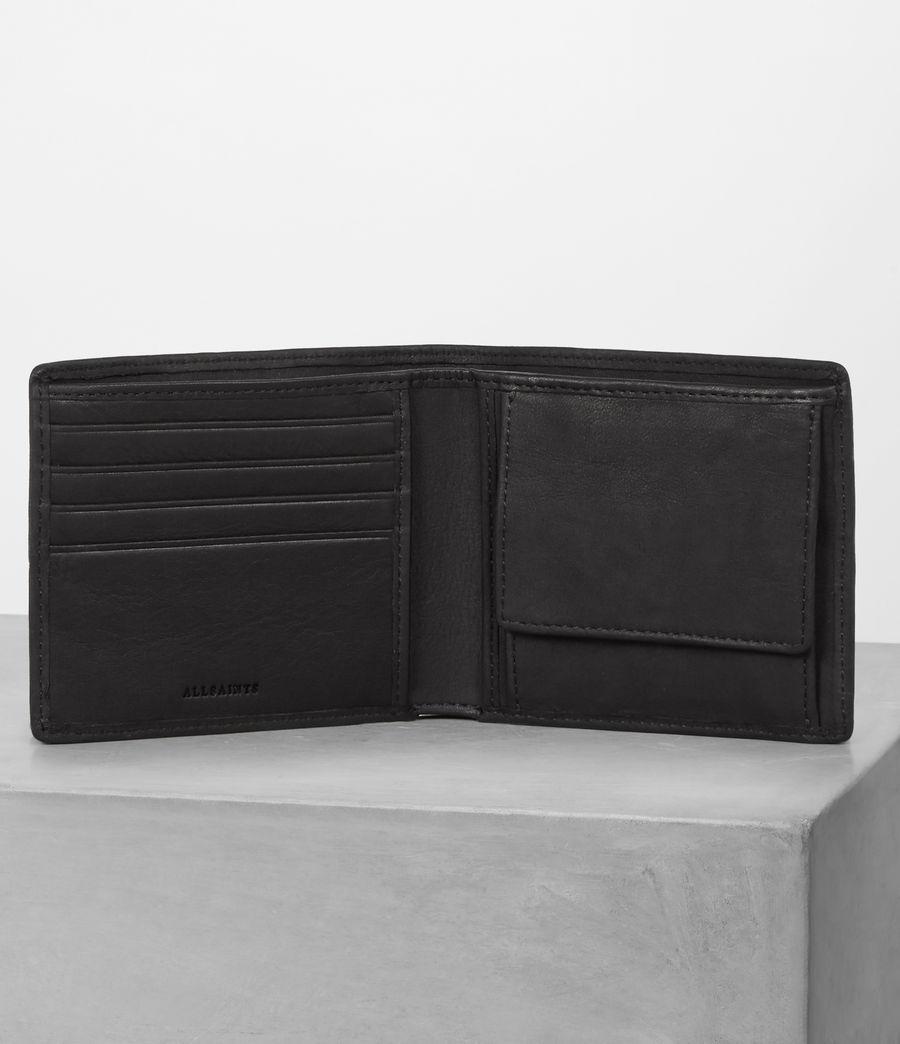 Men's Blyth Wallet (black) - Image 3