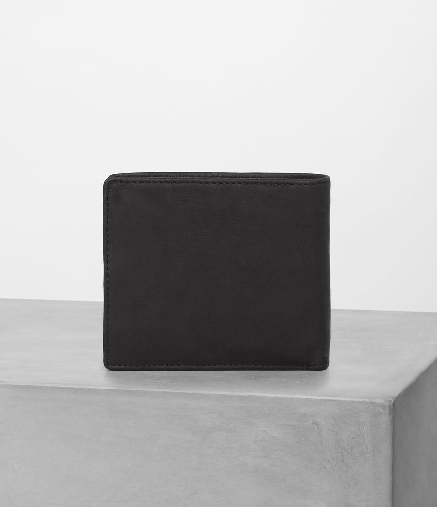 Men's Blyth Wallet (black) - Image 4