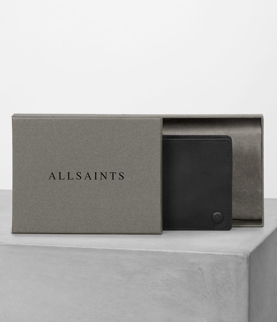 Men's Blyth Wallet (black) - Image 5