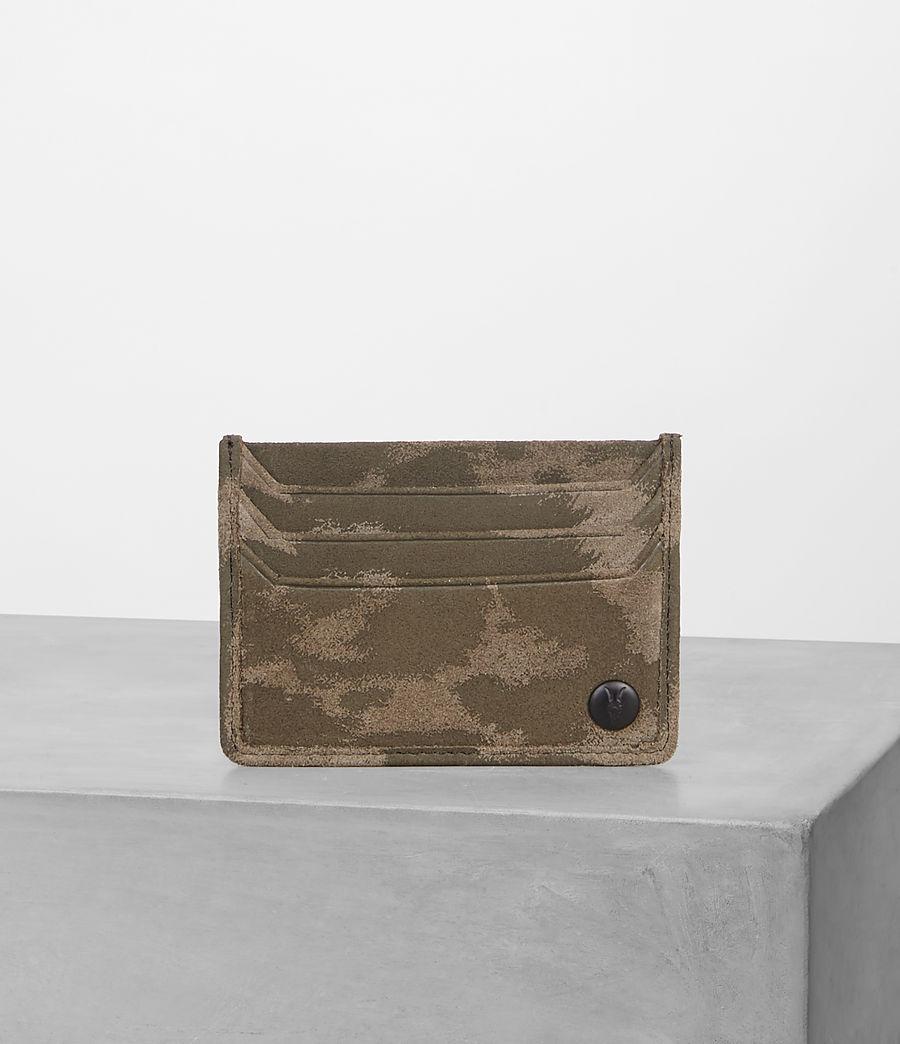 Men's Shard Cardholder (taupe_montauld) - Image 1