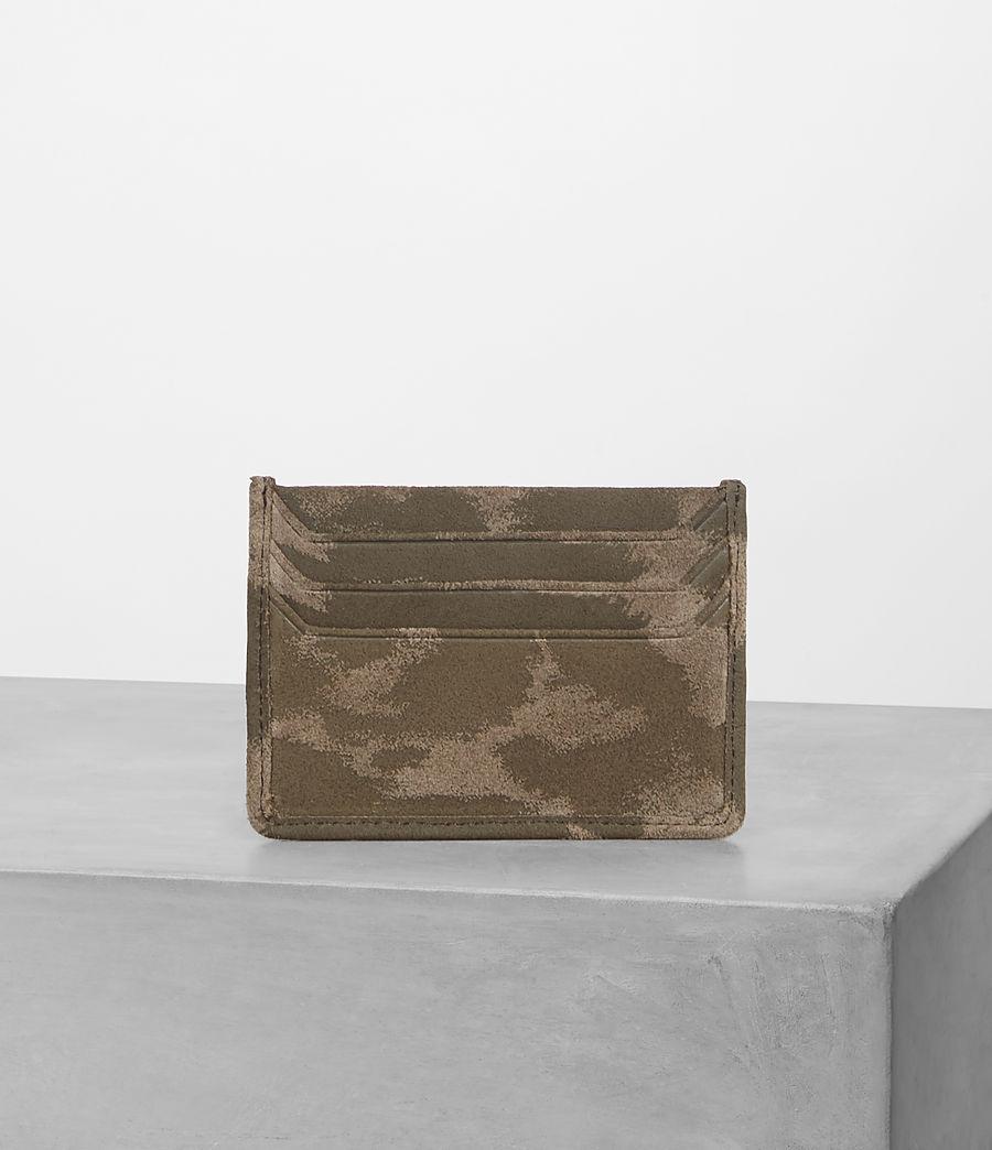 Men's Shard Cardholder (taupe_montauld) - Image 3