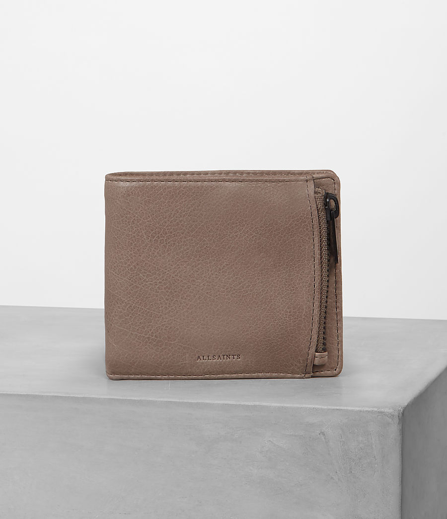 Mens Havoc Wallet (taupe) - Image 1