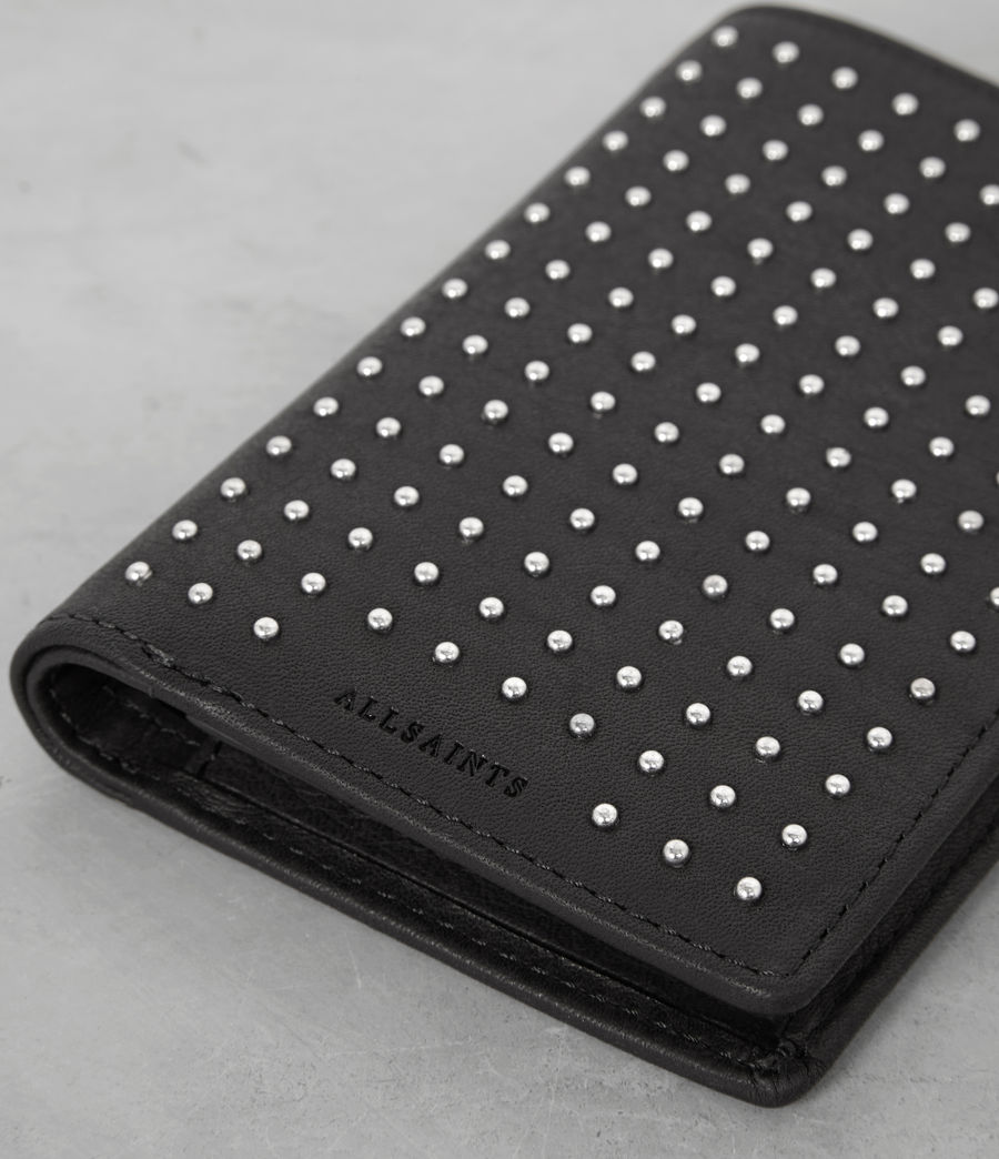 Hombres Monedero Studded State (black) - Image 2