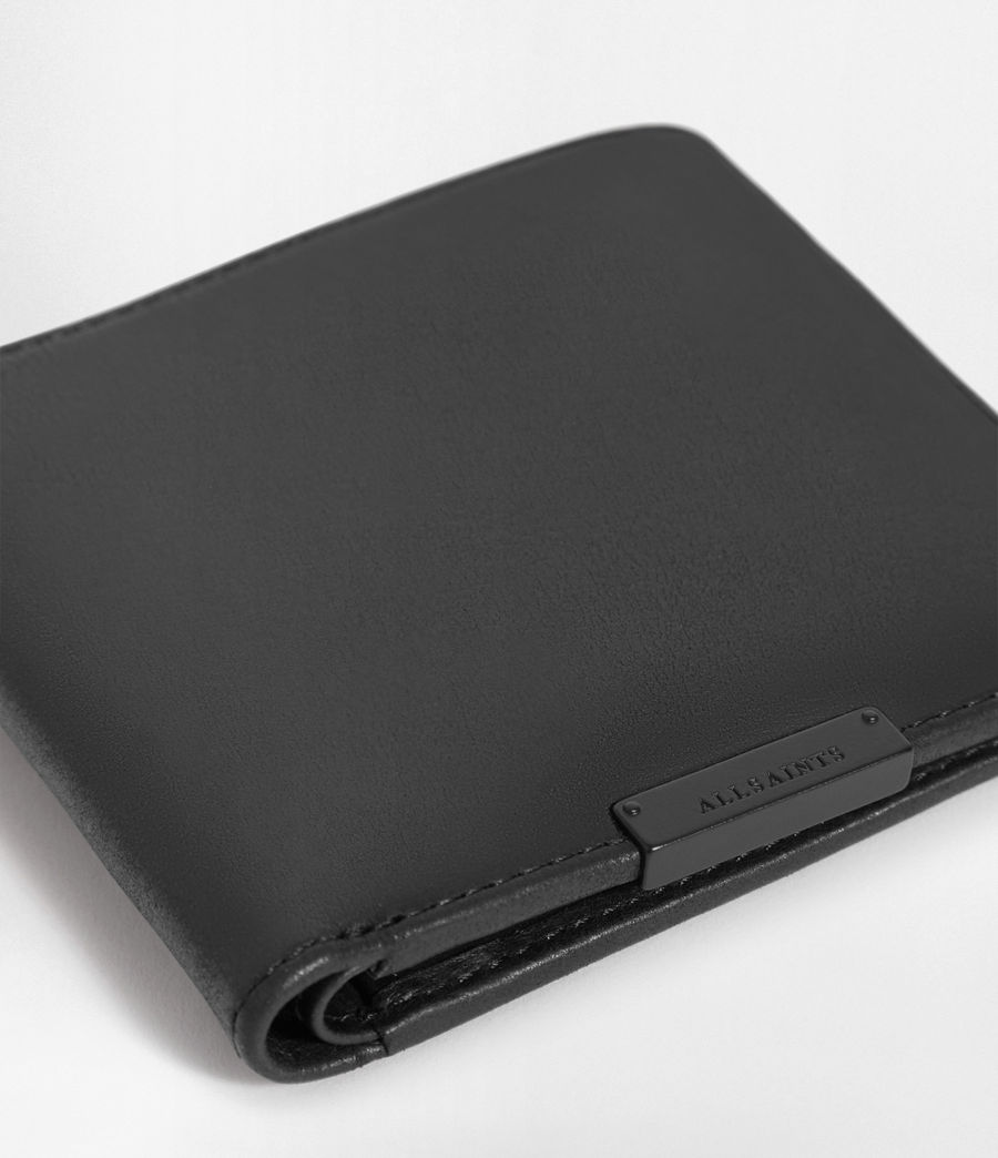 Uomo Attain Leather Cardholder (washed_black) - Image 2