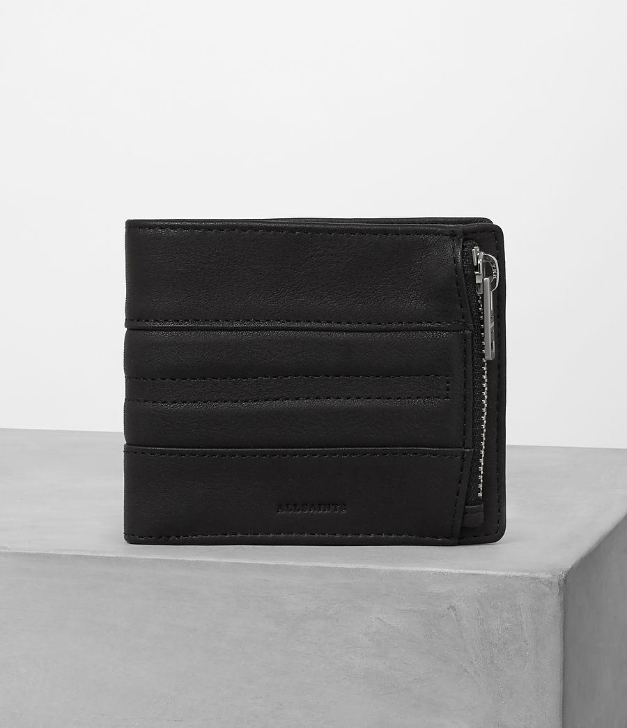 Mens Havoc Biker Wallet (washed_black) - Image 1