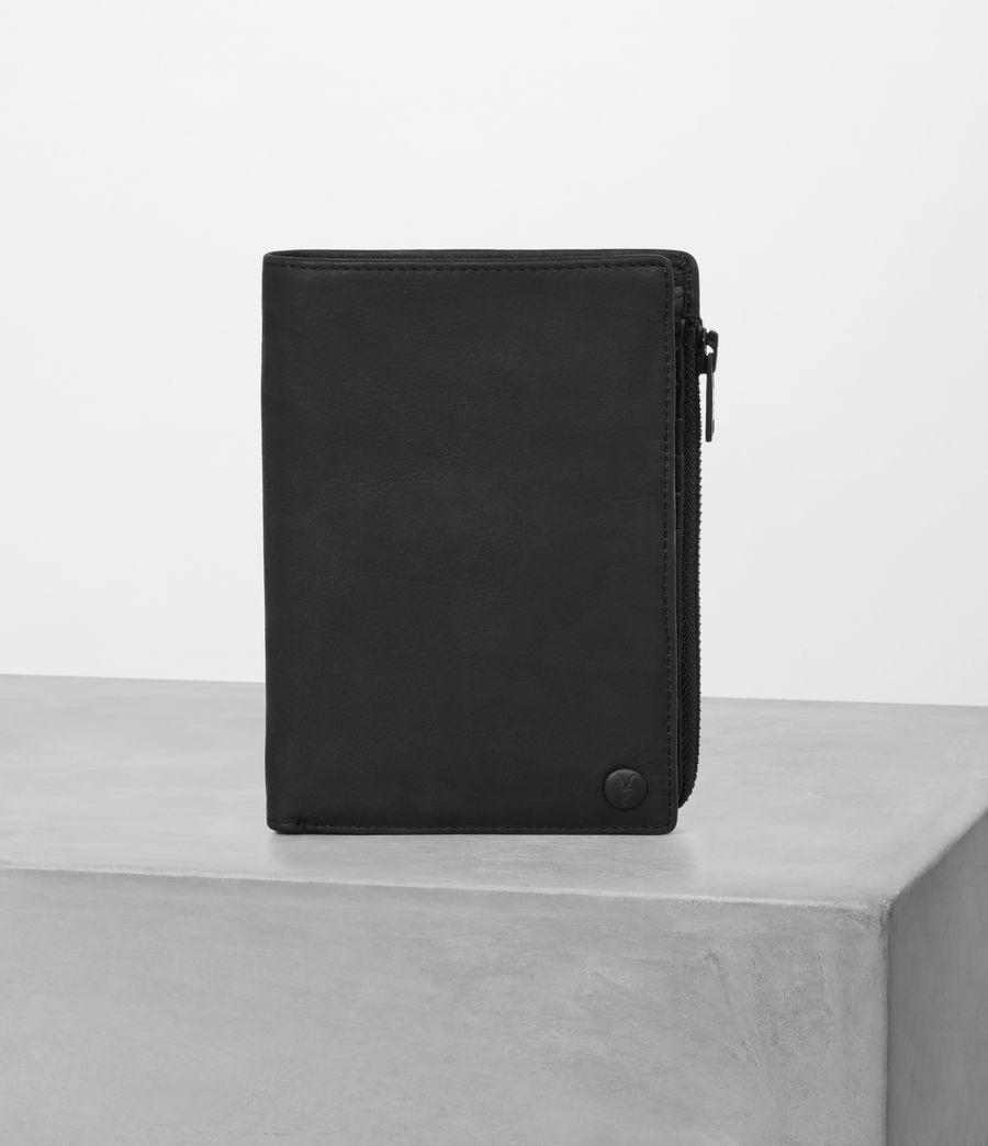 Mens Roam Travel Wallet (black) - Image 1