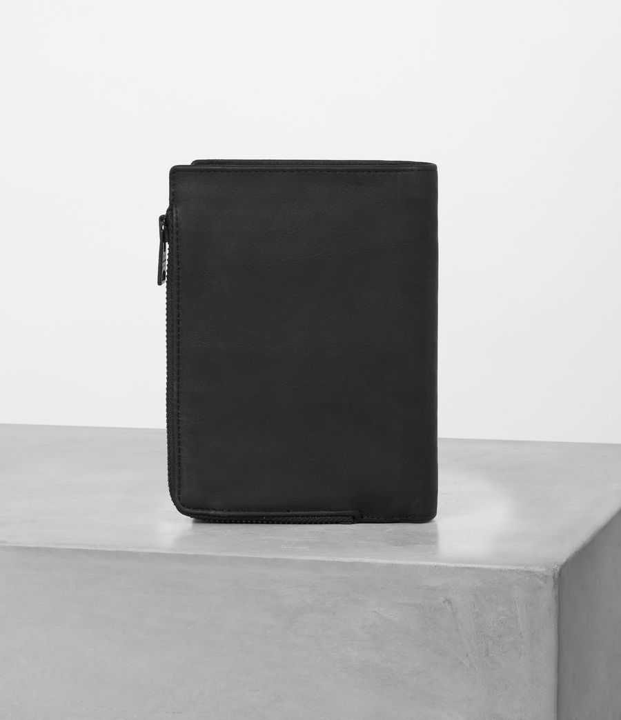 Mens Roam Travel Wallet (black) - Image 4