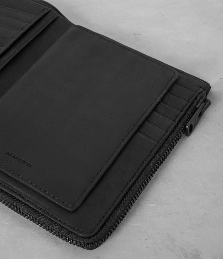 Mens Roam Travel Wallet (black) - Image 5