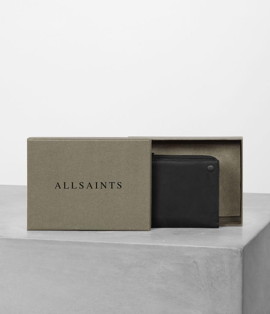 Mens Roam Travel Wallet (black) - Image 7