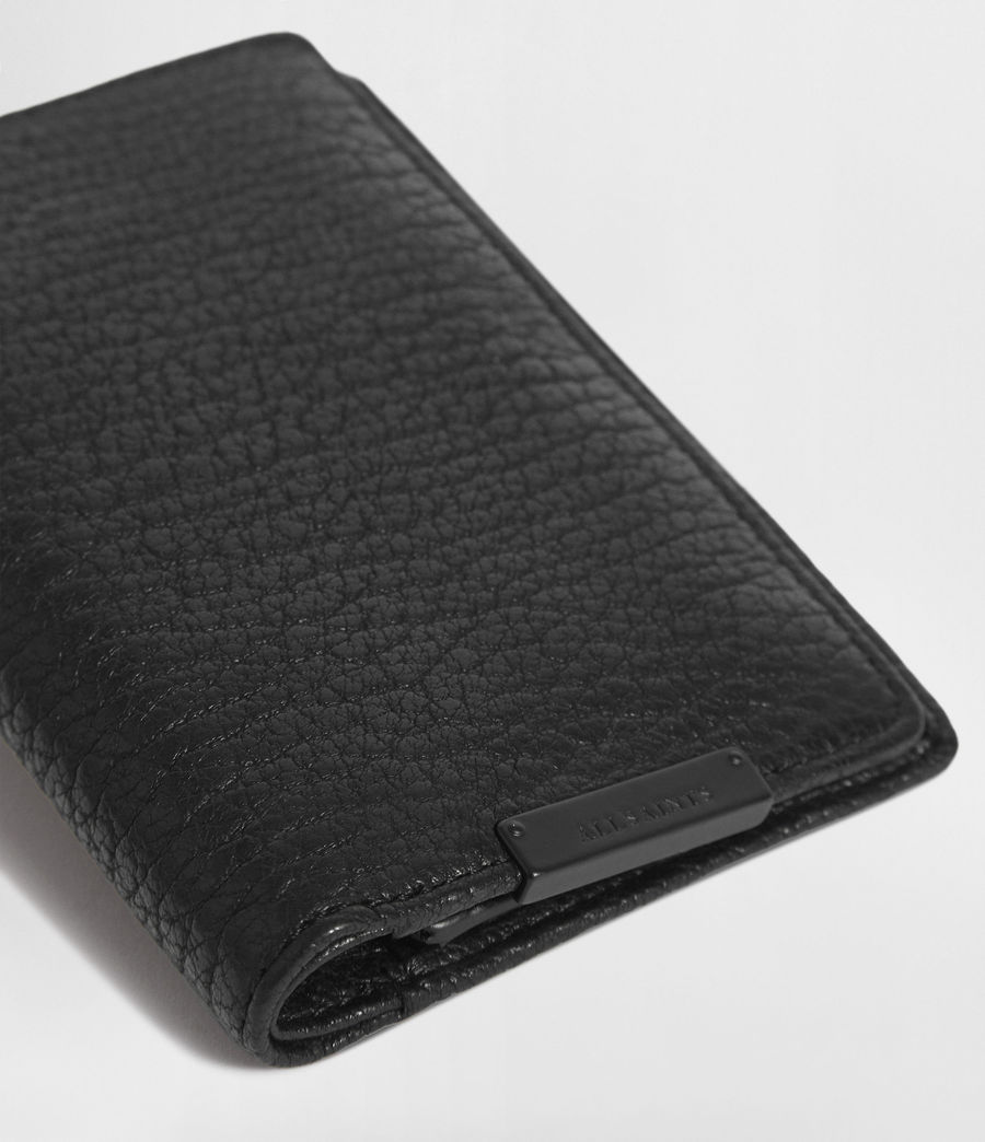 Men's State Wallet (onyx_black) - Image 2